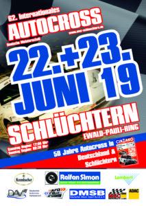 Autocross 22.06. - 23.06.2019 in Schlüchtern