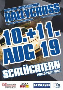 Rallycross 10.08. - 11.08.2019 in Schlüchtern